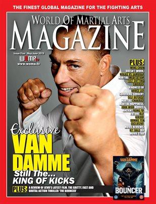 World of Martial Arts Magazine May / June