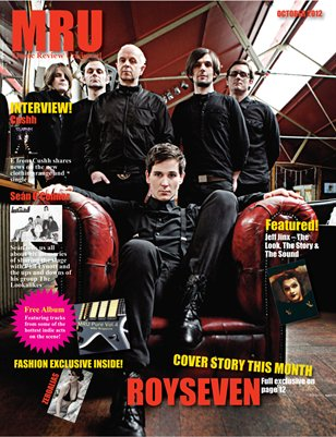 MRU Magazine #October 2012