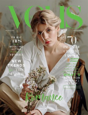 VOUS Magazine | The May Fashion & Beauty Edition | Vol.6 | 2021