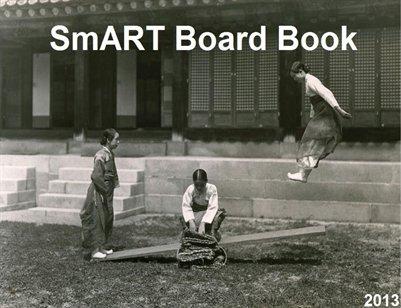 SmART Board Book 2013