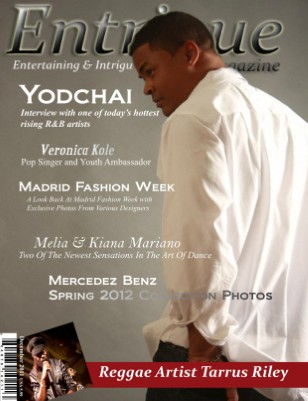 Entrigue Magazine December 2011