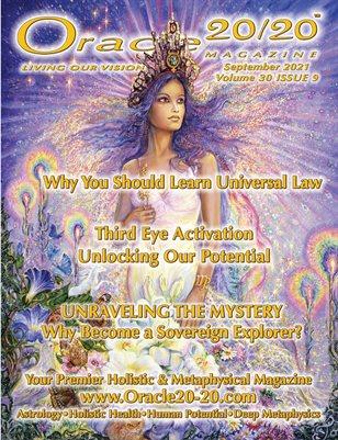 Oracle 20/20 Magazine September 2021