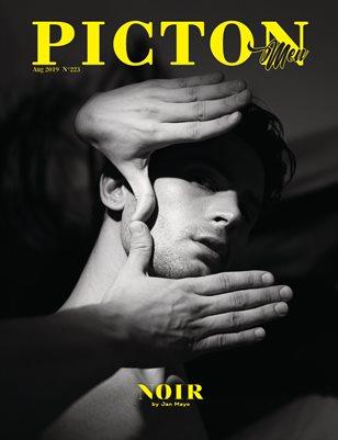 Picton Magazine AUGUST 2019 MEN N223 Cover 1