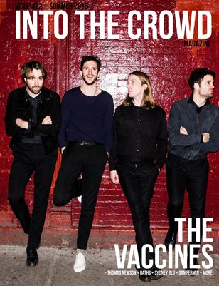 Into The Crowd Magazine | Issue #22