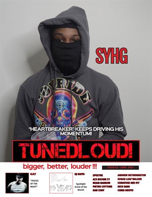 TunedLoud Magazine June 2021