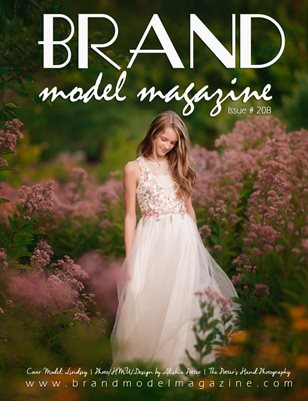 Brand Model Magazine  Issue # 208