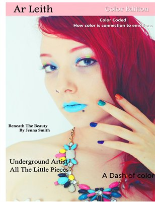 April Color issue