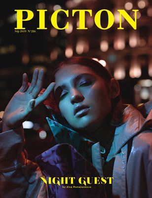 Picton Magazine SEPTEMBER  2019 N286 Cover 2