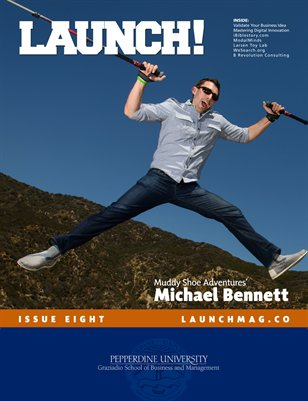 LAUNCH! Magazine - Issue #8