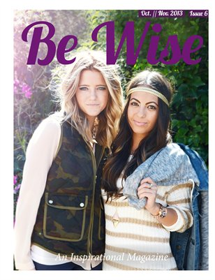 BE WISE Magazine Issue 6