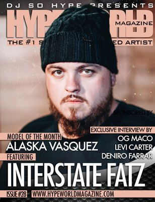 HYPE WORLD MAGAZINE ISSUE #28