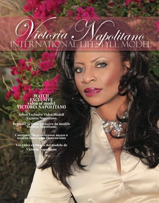 Victoria Napolitano International Lifestyle Model