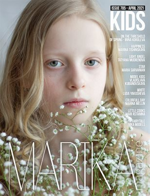 MARIKA MAGAZINE KIDS (ISSUE 785 - APRIL)