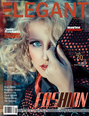 Fashion Book# 6 (November 2013)