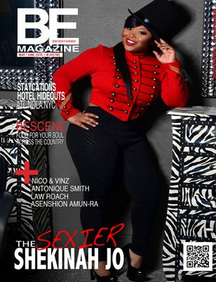 BE Magazine Presents the #BEautiful Issue