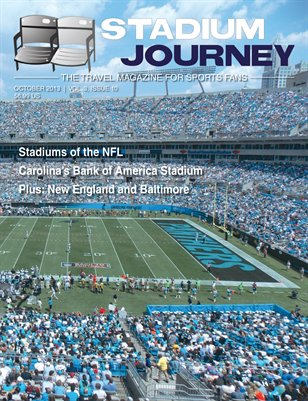 Stadium Journey Magazine, Vol. 3 Issue 10
