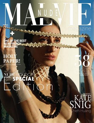 MALVIE Mag | Nude & Boudoir Special Edition | Vol. 04 JUNE 2020