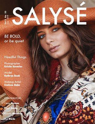 SALYSÉ Magazine | Vol 5 No 53 | JUNE 2019 |