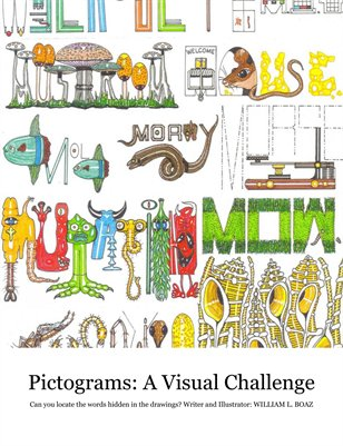 Pictograms:  A  Visual challenge    by William L. Boaz