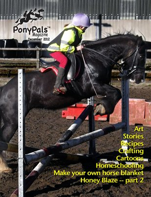 Pony Pals Magazine - December 2012 - Vol.2#7