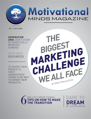 Motivational Minds Magazine