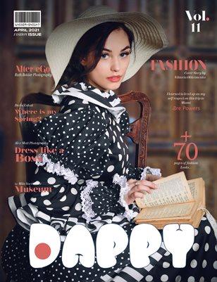 Dappy Magazine April 2021 (Vol-11)