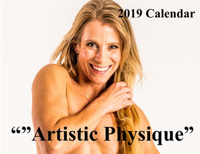 Artistic Physique 2019 Calendar