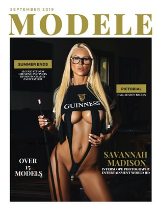Model Modele Magazine (Savannah)