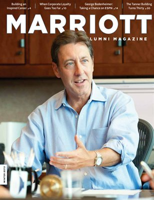 Marriott Magazine