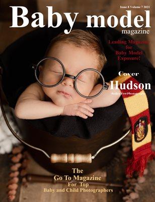 Baby Model Magazine Issue 8 Volume 7 2021