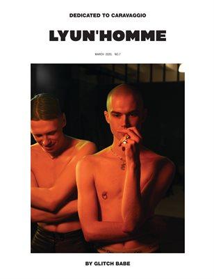 LYUN HOMME ISSUE No.7 (VOL No.1) C2