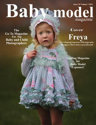 Baby Model Magazine Issue 10 Volume 7 2021