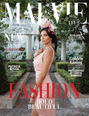 MALVIE Magazine The Artist Edition Vol 114 January 2021
