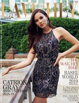 LAVISHLY STYLE Magazine - March/2019 - #1