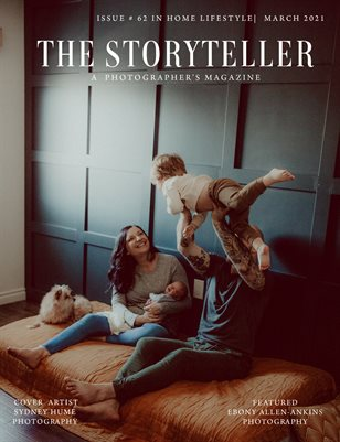 The Storyteller Magazine Issue # 62 In Home Lifestyle