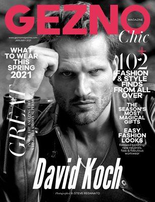 GEZNO Magazine January 2021 Issue #08