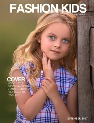 Fashion Kids Magazine | SEPTEMBER TOP 50 MOST BEAUTIFUL