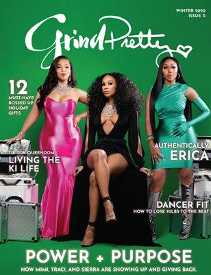 Grind Pretty Magazine - Winter 2020