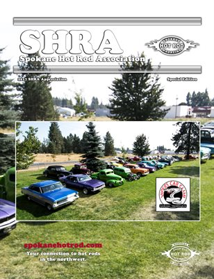 SHRA Magazine  - 2017 Appreciation Issue