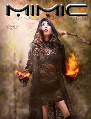 MIMIC Magazine Nov. 2016 Darkness Falls Vol. 1