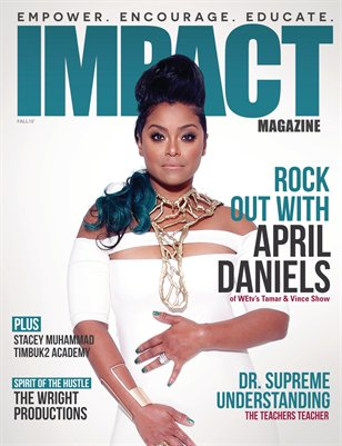 Impact Magazine Fall 2015 Issue