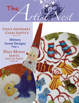 The Artist Nest Volume 3
