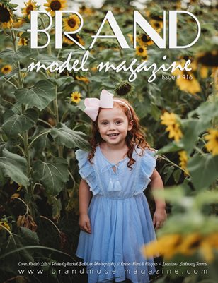 Brand Model Magazine  Issue # 416, Rachel Baldwin Photography - 2nd Edition
