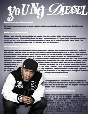 Young Diesel Article