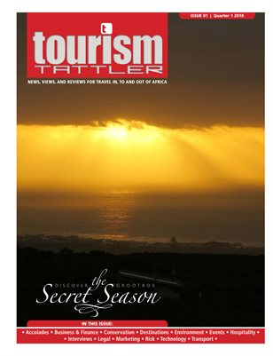Tourism Tattler Issue 1 of 2018