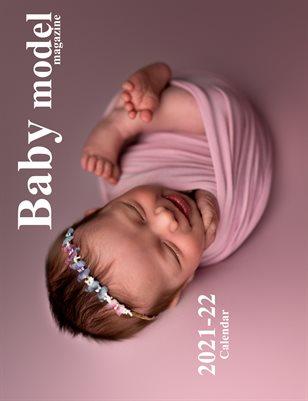 Baby Model Magazine MidYear 2021-22 Calendar