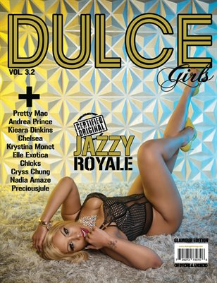 Dulce Girls Magazine Volume 3.2