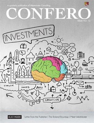 Confero Winter 2016: Investments