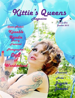 Kittie's Queens Magazine Issue One