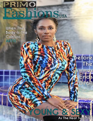 Primo Fashions USA Issue #7